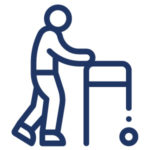 Icon for care homes