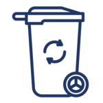 Icon for bins