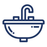 Icon for sinks