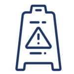 Icon for concourse cleaning